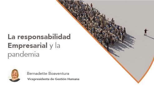 La responsabilidad empresarial y la pandemia
